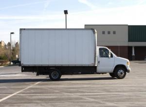 How to move furniture? - van
