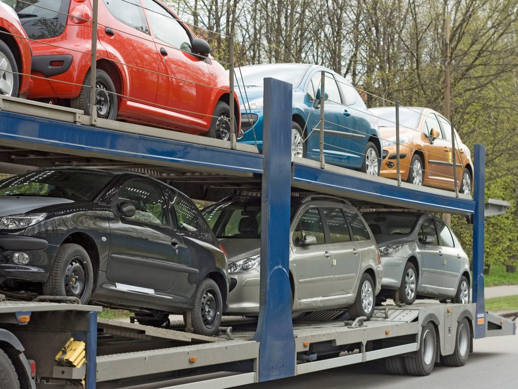 How much does it cost to transport a car within the EU  Blog
