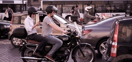 How much does it cost to transport a motorcycle in the UK?