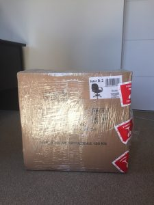 how to ship a large parcel?