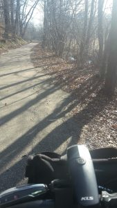 favourite bike trail