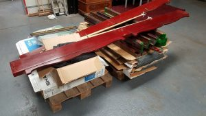 transporting a pool table from Dunfries