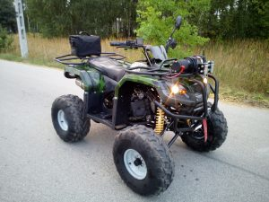 how to ship a quad bike