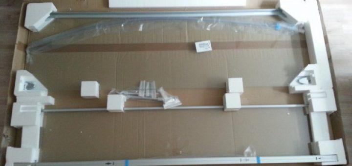shower cabin shipping