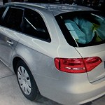 Delivery AUDI A4