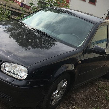 VW Golf IV hatchback