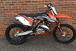 Ktm sxf, 2 YZ and Crf 450