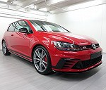 Delivery Volkswagen golf