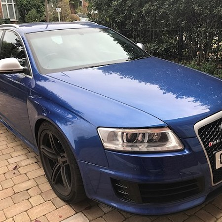 Audi RS6 Estate