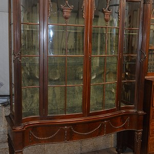 Delivery Display cabinet