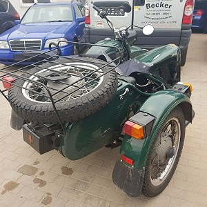 Delivery Ural Sportsman