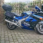 Delivery Kawasaki ZZR 1100C1 motorcycle