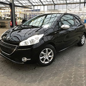 Delivery Peugeot 208