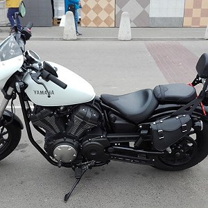 Delivery yamaha bolt