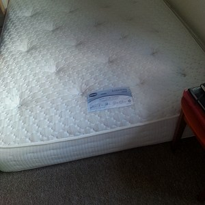 Delivery mattress