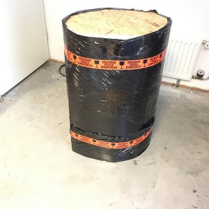 Delivery 4 gas heaters
