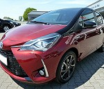 Delivery TOYOTA Yaris