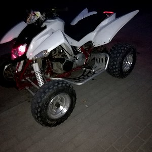 Delivery Quad Access 300