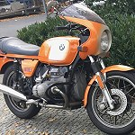 Delivery BMW R100S