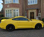Delivery Ford Mustang GT