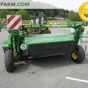 Delivery Mower Implement