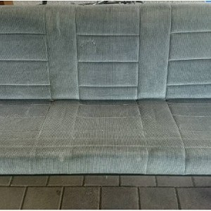 Delivery van sofa 3 seats
