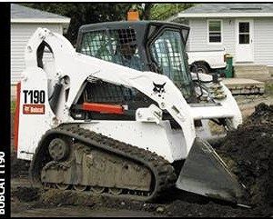 Delivery Bobcat T 190