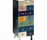 Delivery one cabinet (chest of drawers) of 130 cm x 50 com x 50 cm