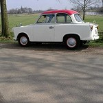 Delivery Trabant p50