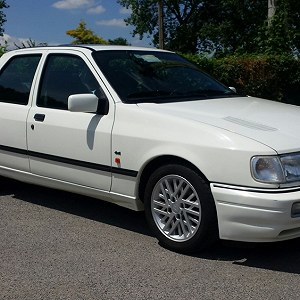 Delivery Ford sierra saphire cosworth 4x4