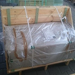 Delivery 5 pallets from Poland to Uk