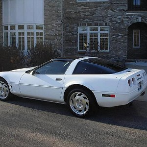 Delivery Chevrolette Corvette 1992
