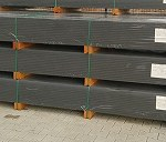 3 pallets 1m x 4m x 0,60m total weight is 2044 kg