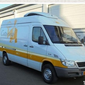 Delivery Mercedes Sprinter