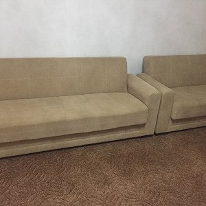 Delivery 2 x sofa