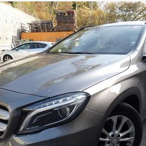 Delivery 1x Mercedes-Ben GLA 200 CDI from Croatia to Portugal