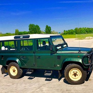 Delivery 1994 Land Rover Defender 110