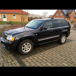 Delivery Jeep Grand Cherokee