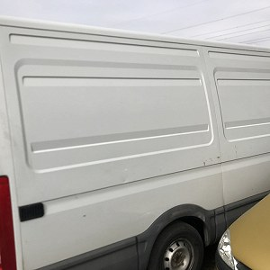 Delivery IVECO DAILY