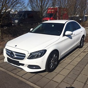 Delivery Mercedes-Benz C200