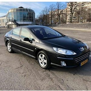 Delivery Peugeot 407