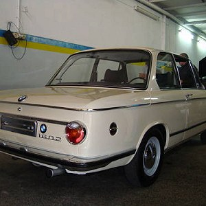 Delivery BMW 1602