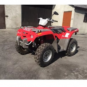 Delivery quad can-am 400