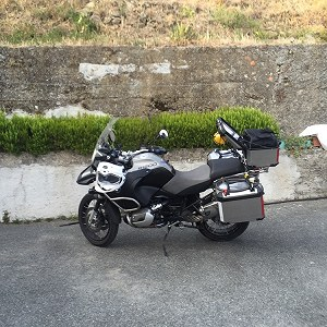 Delivery BMW R1200GS ADV