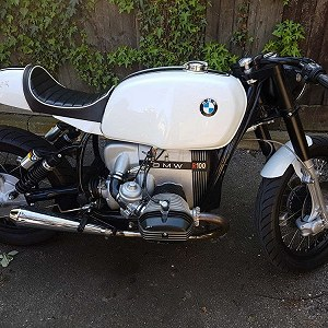 Delivery BMW R100