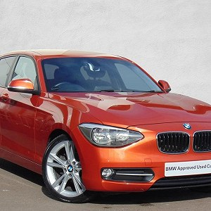 Delivery Bmw 1series