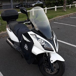 Delivery Kymco superdink 125cc