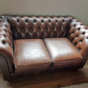 Delivery 2 seater sofa