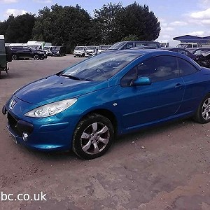 Delivery Peugeot 307