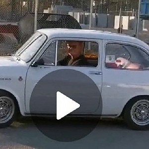 Delivery FIAT 850 ABARTH